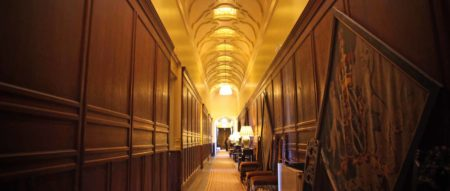 Carlton Towers Corridor
