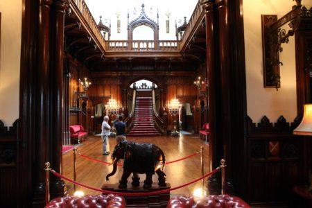 Allerton Castle Main Foyer