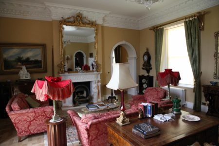Allerton Castle Study Room