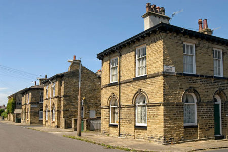 Saltaire Village Houses
