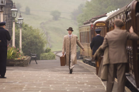 BRIDESHEAD REVISITED fillmed at Keighley and Worth Valley Railway