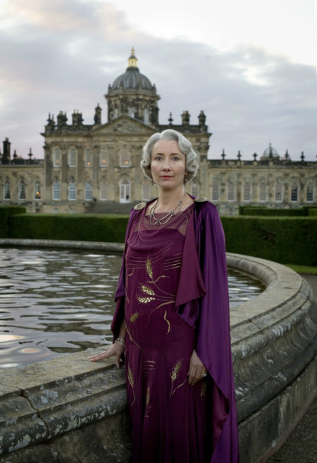 Emma Thompson as Teresa Flyte, Marchioness of Marchmain (Lady Marchmain)