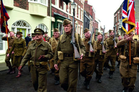 'Dad's Army' filmed at Bridlington Old Town © Universal Pictures