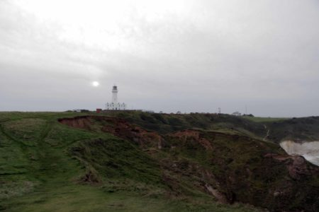 Flamborough & Bempton Cliffside Lighthouse