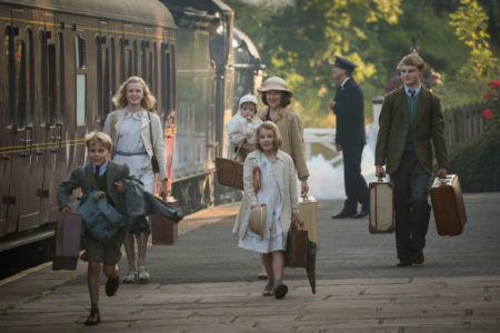 Swallows and Amazons filmed at Keighley and Worth Valley Railway