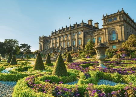 The Terrace at Harewood: credit Visit England and Thomas Heaton