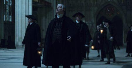 'Jonathan Strange and Mr Norrell' filming at York Minster