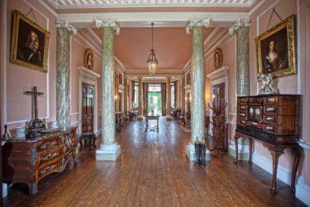 Saloon Broughton Hall