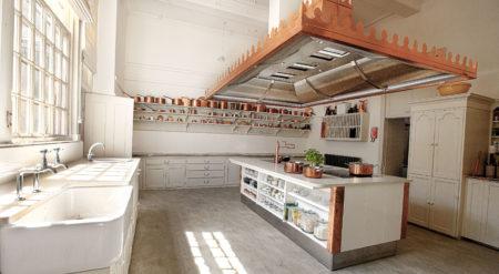 kitchen Broughton Hall