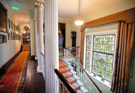 window Broughton Hall