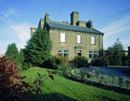Bradford Industrial Museum Mill-owners-house