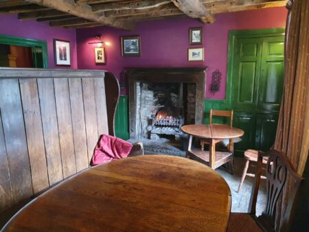 Green Dragon Inn Breakfast room 3