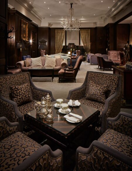 Oulton Hall Champagne Bar, Drawing Room & Library