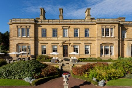 Oulton Hall front