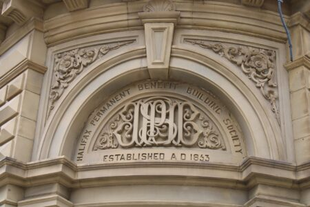 Crossley St Halifax Building Society. Image: VisitCalderdale