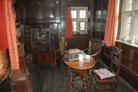 Oakwell Hall, Bedroom 2