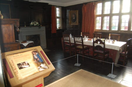 Oakwell Hall, Dining Room