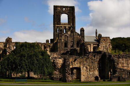 Kirkstall Abbey Aug2019