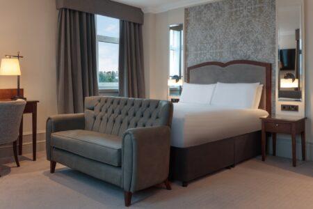 Majestic Hotel Harrogate - Queen Deluxe (1)