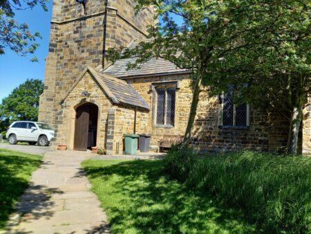 St Michael's Church Emley
